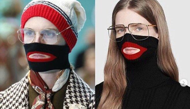 Серьезное оскорбление: в Gucci потеряли лицо