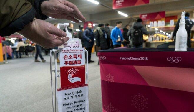 Норовирусную инфекцию на Олимпиаде подхватили 244 человека, из них два спортсмена