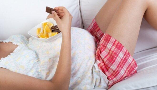 Cik daudz dārzeņu dienā jāapēd grūtniecei un kā atbrīvoties no liekajiem kilogramiem pēc dzemdībām