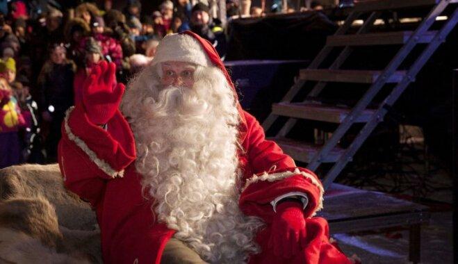 """СМИ: Как Санта-Клаус стал брендом и """"золотой жилой"""" Финляндии"""