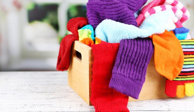 8 гениальных идей применения носка без пары