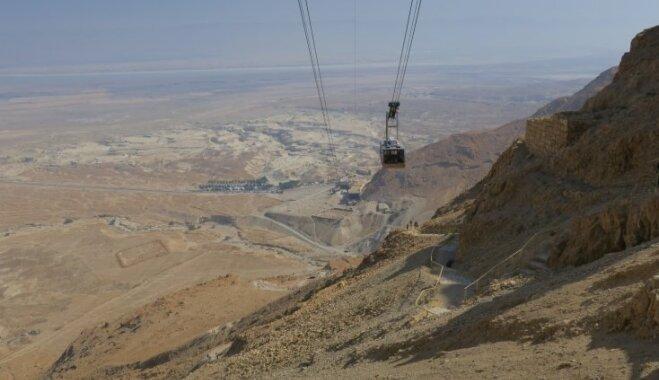 Apsolītā zeme: stāsts par Jeruzalemes jumtiem un Izraēlas apskatīšanu