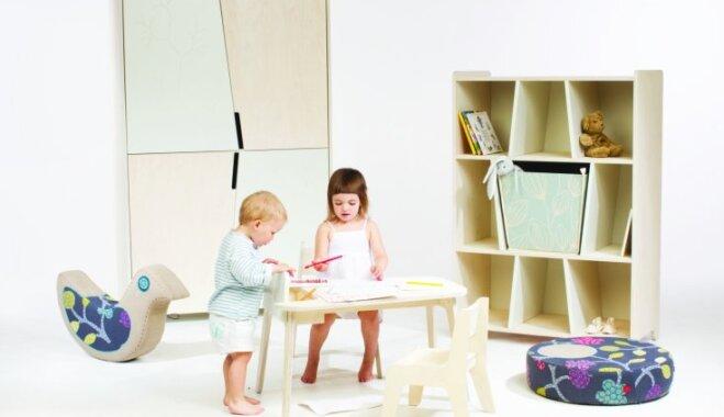KUKUU bērnu dizaina mēbeles saņem Gada balvu dizainā 2011