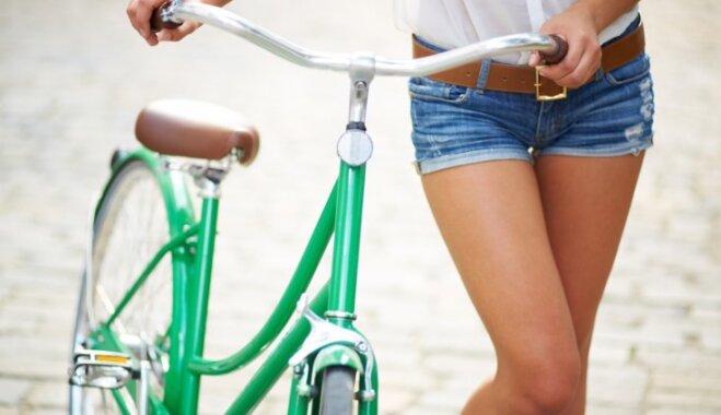 Tvirtas kājas, labāks miegs un citi labumi, ko sniedz riteņbraukšana