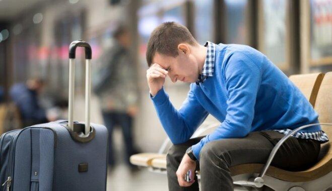 Исследование: в среднем 85 % всех авиапассажиров не знают своих прав