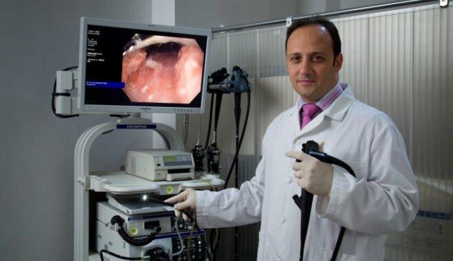 Nākotnes kuņģa – zarnu trakta video endoskopijas sistēma Olympus EVIS EXERA III