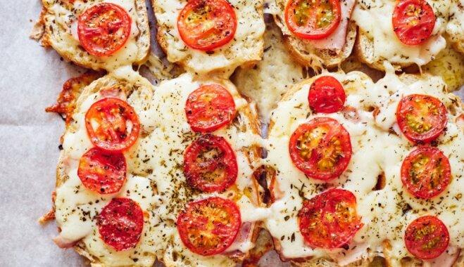 Balsojam par siermaizītēm! 20 receptes vēlēšanu maratona pēdējiem metriem