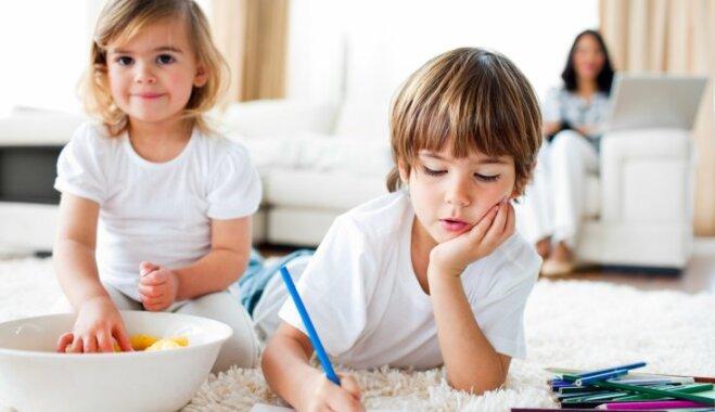 Pārbaudi, kāds intelekta tips piemīt tavam bērnam. Psihologa Gārdnera teorija
