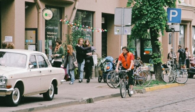 SkyScanner признал улицу Миера в Риге мировым центром хипстеров