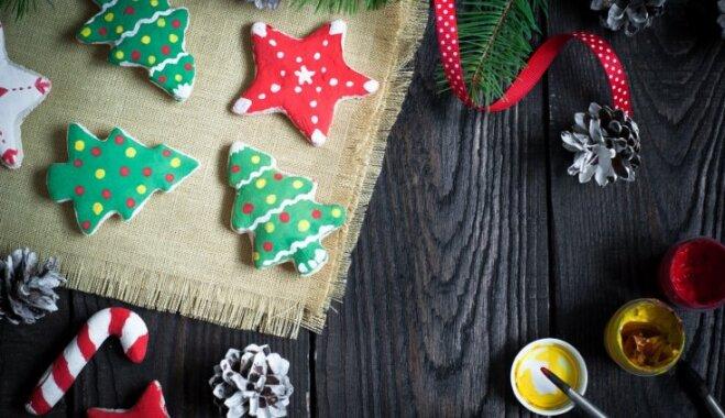 Padomi, kā pagatavot sāls mīklu skaistiem svētku rotājumiem