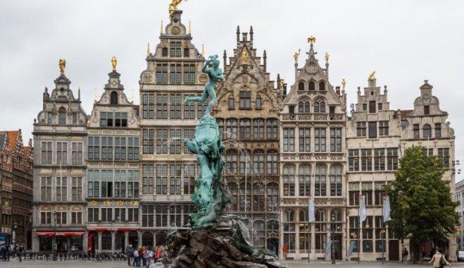 Šarmantas vecpilsētas, čurājošais puisēns un spoku pils: ko aplūkot Beļģijā