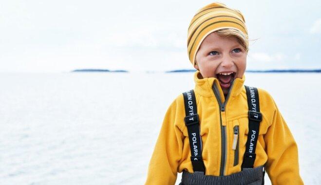 Как одевать ребенка осенью?