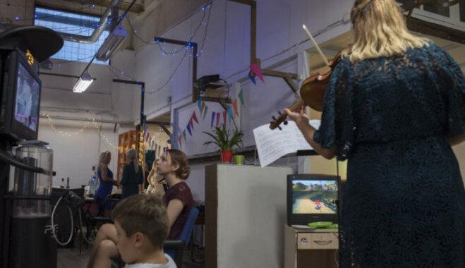 Внимание, геймеры! В Таллинне открылся первый в странах Балтии интерактивный музей видеоигр