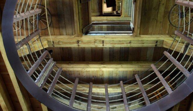 ФОТО, ВИДЕО: Чудная мельница-дом под Талси, которую купил и восстановил итальянец-инженер