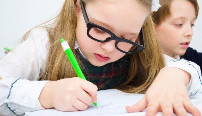 Kad bērna redze nav perfekta: ko izvēlēties – brilles vai kontaktlēcas?