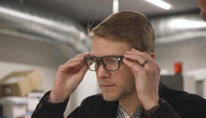 """ВИДЕО. Intel показала очки Vaunt, которые не только """"умные"""", но и красивые"""