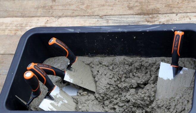 Cementam beidzies derīguma termiņš – vai to var lietot