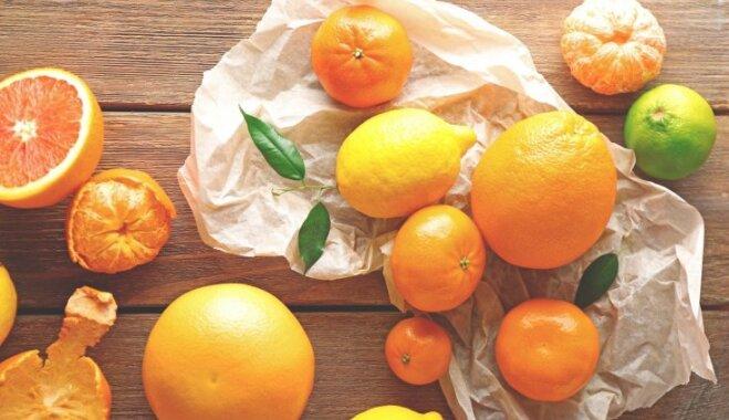 Gāzi grīdā! 13 produkti, kas paātrinās vielmaiņu un palīdzēs 'dedzināt' kilogramus
