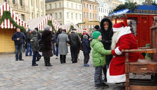 Svecīšu mežs, svētku koncerti un tirdziņi – Ziemassvētku pasākumu ceļvedis