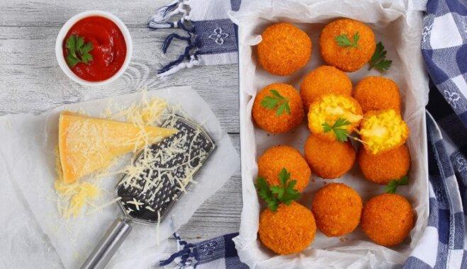 Аранчини: готовим любимую еду сицилийской мафии - рецепт, хитрости и советы