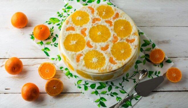 Kad siera kūkas apnikušas: 17 ātrās tortes un kūkas bez cepšanas