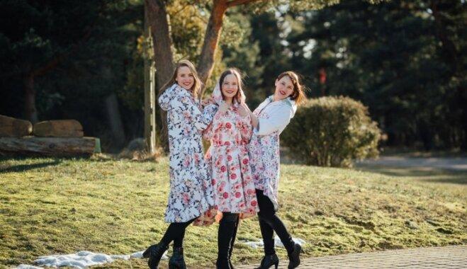 История успеха: как три сестры стали коллегами и создали необычные дождевики
