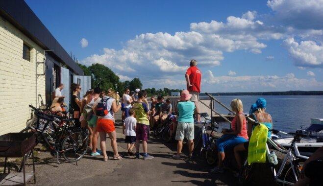 Aicina atklāt Ogres tūrisma sezonu ar Līkā tilta regati