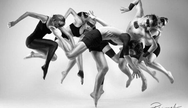Dejā no trīs gadu vecuma. Horeogrāfe Kristiāna par ļaušanos urdošajai sajūtai it visā