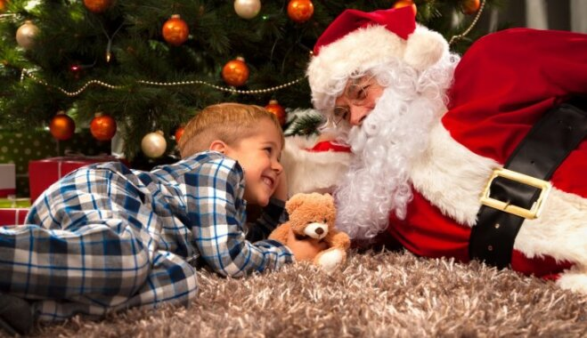 Profesore Ancāne: Ziemassvētku vecītim iesaku aizmirst par žagariem