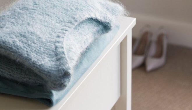 Правильный уход и хранение шерстяной одежды