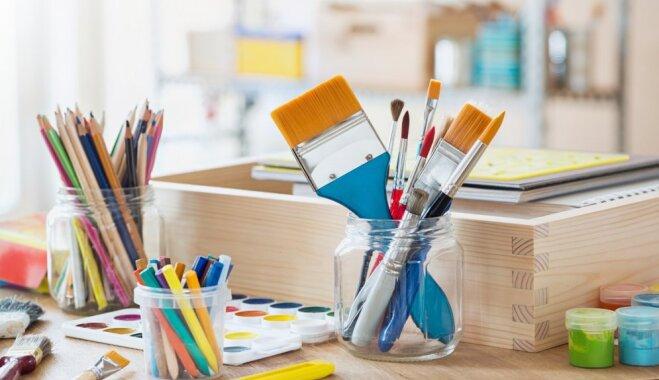 20. janvārī 'Ziemeļblāzmā' notiks mākslinieces Ilzes Aulmanes radošā darbnīca bērniem