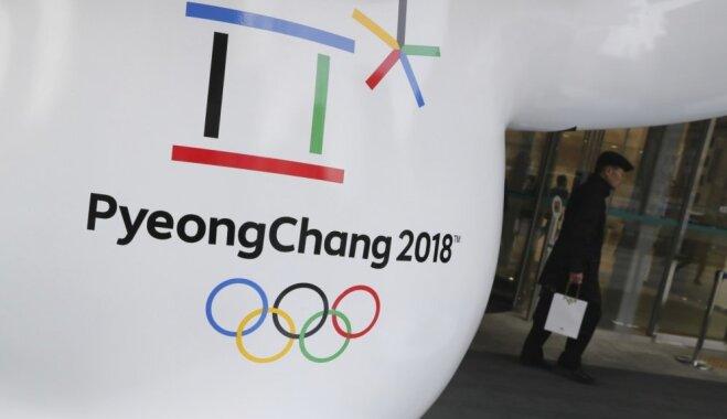 Latviju olimpiskajās spēlēs pārstāvēs 35 sportisti deviņos sporta veidos