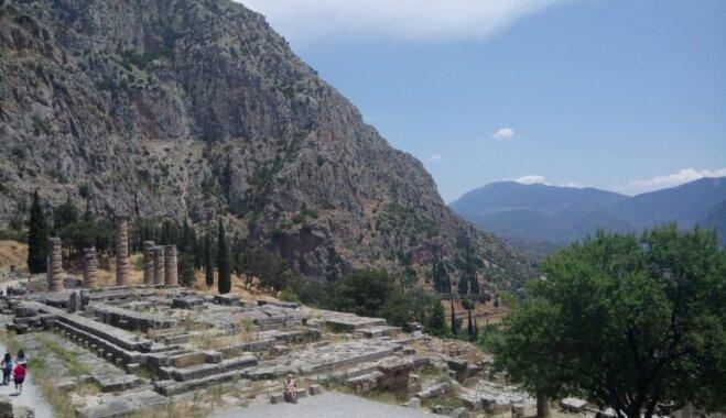 Grieķu senais lepnums un orākula mājvieta – vienas dienas izbrauciens uz Delfiem