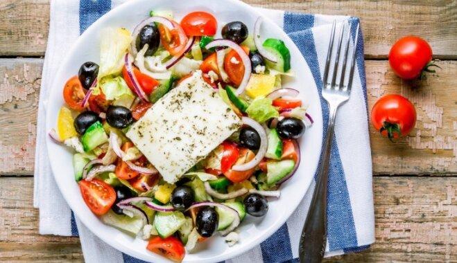 Полезный ужин за 15 минут: семь вариантов для тех, кто следит за своей фигурой
