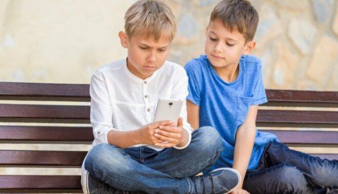 Pirms iegādāties pirmo mobilo tālruni: jautājumi, kas jāuzdod bērnam