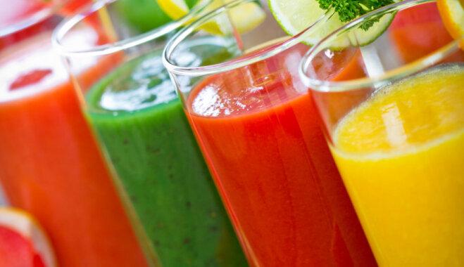 Десять напитков, которые помогут вам помолодеть