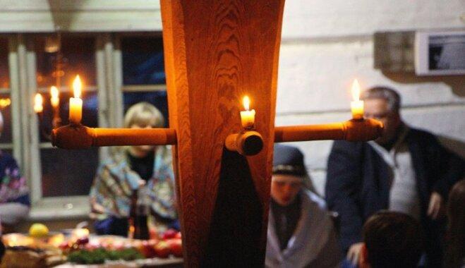 Brīvdabas muzejs ielūdz uz tradicionālo Veļu vakaru