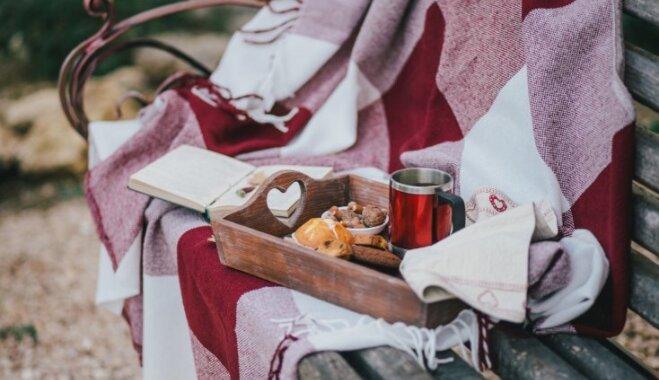 Iedvesmojoši piemēri atvasaras svinēšanai ar pikniku svaigā gaisā