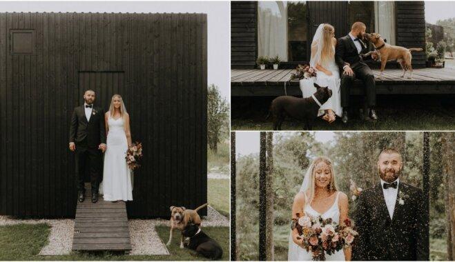Серия свадебных снимков фотографа из Латвии удостоилась международного признания