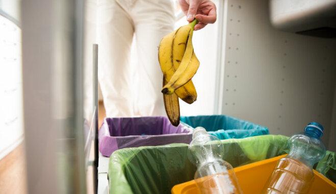 Как избавиться от запаха мусорного ведра на кухне