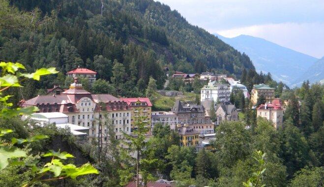 Ceļojuma stāsts: Austrijas kalni, ezeri, aizas un pilis