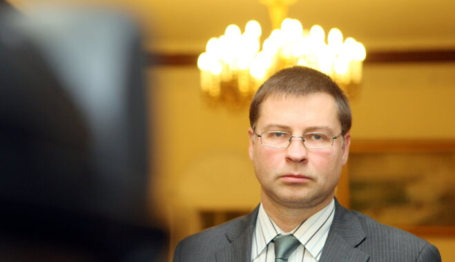 Домбровскис: этот год изменил Латвию и напомнил о духовных ценностях
