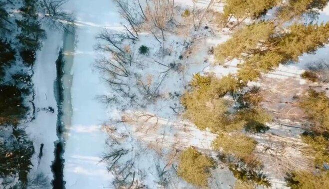 Video: Ziemas noslēguma pārgājiens gar Amatu līdz Zvārtes iezim