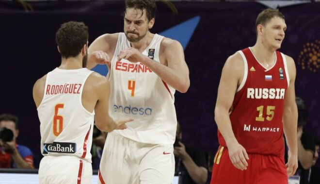 Сборная Словении побаскетболу впервый раз вистории выиграла чемпионат Европы