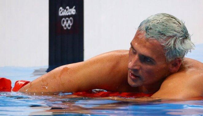 ВРио-де-Жанейро втакси ограбили олимпийского чемпиона изсоедененных штатов