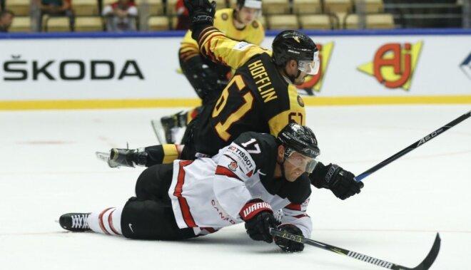 Pasaules čempionāts hokejā: 15. maija spēles. Teksta tiešraides arhīvs