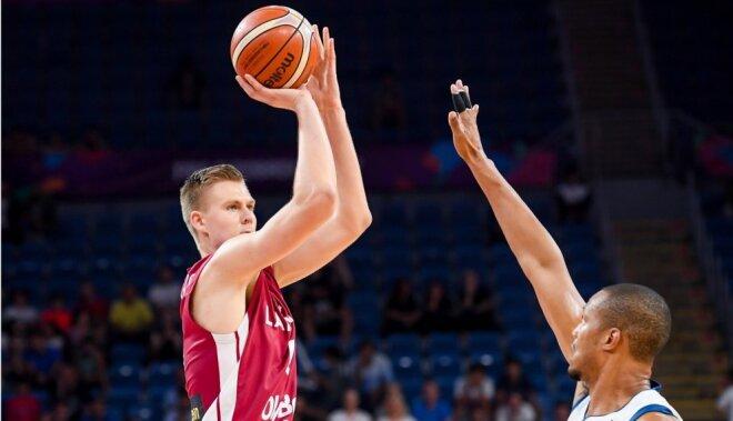 Porziņģis – trešais rezultatīvākais spēlētājs 'Eurobasket 2017' turnīrā