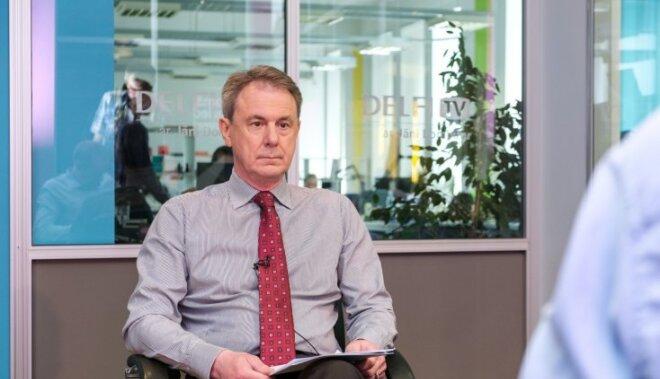 'Delfi TV ar Jāni Domburu': miljonāru Meroni un Berķa virzītais Kristovskis opozīcijā nepalikšot