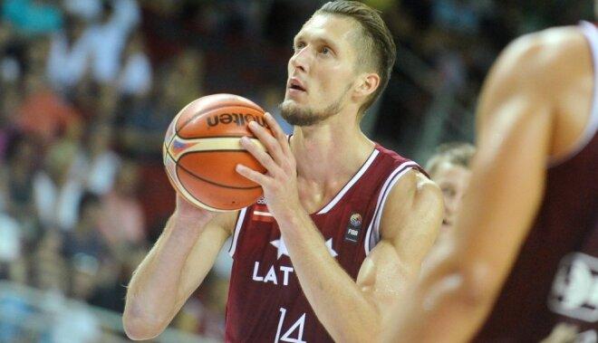Cборная Латвии заняла второе место в Суперкубке Германии