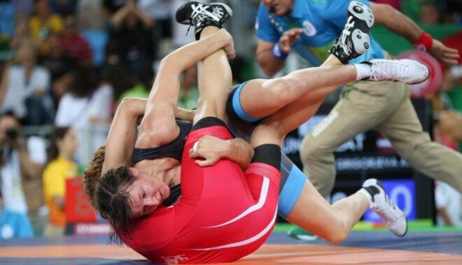 Noslēdzas Grigorjevas cīņa par Rio spēļu bronzas medaļu